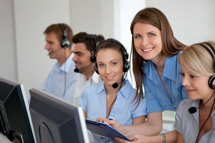 Call Center Qualtiy Assurance